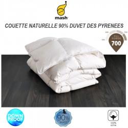 Couette Duvet de canard des Pyrénées