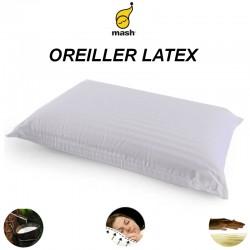 OREILLER LATEX NATURELLE 60X40