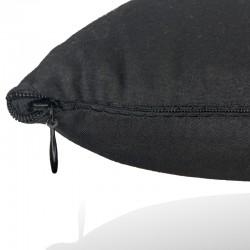 Housse zippée lavable du coussin de voyage
